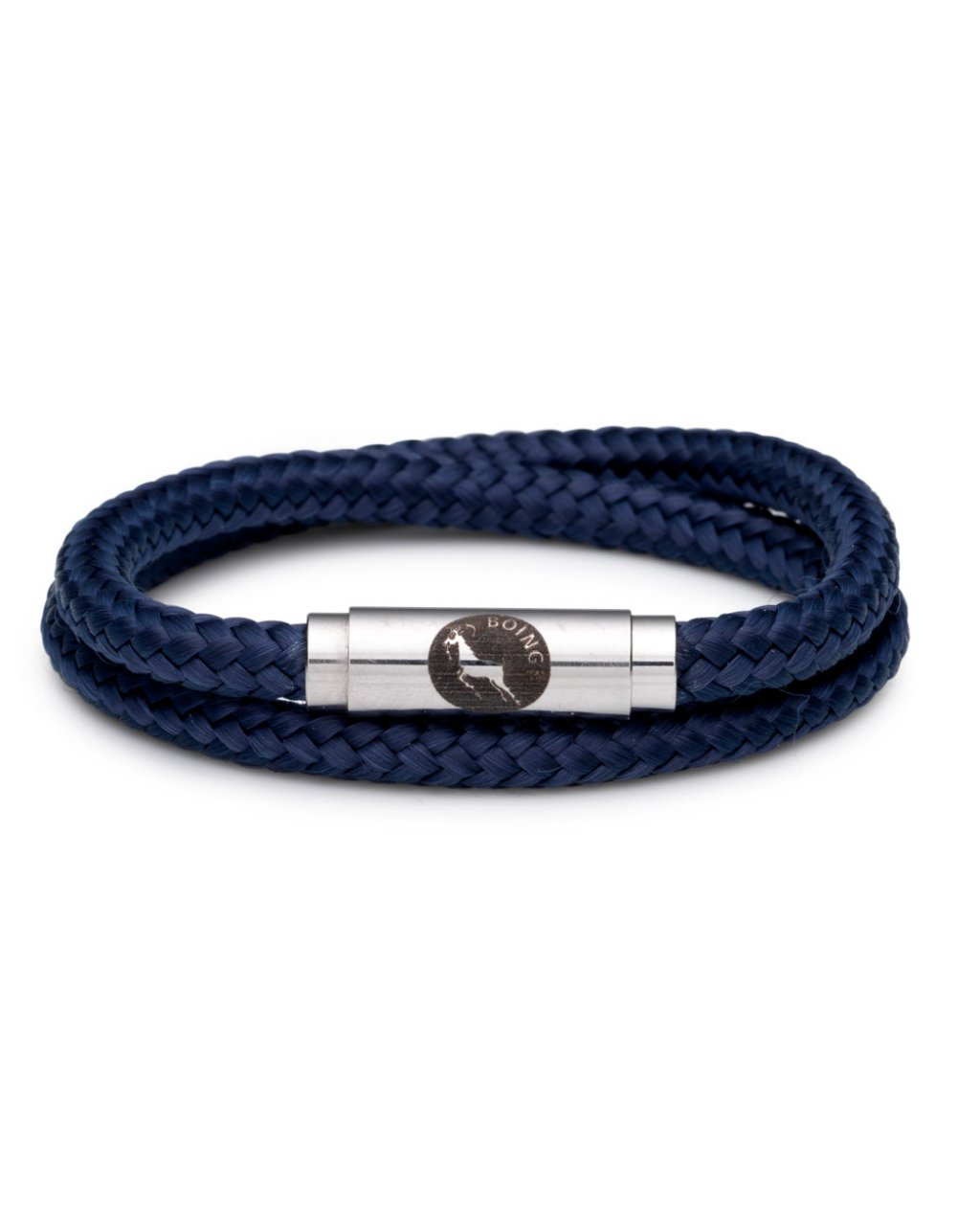 Navy Blue Double Wrap