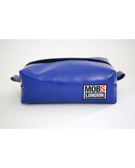 Blue Truck Tarpaulin Washbag