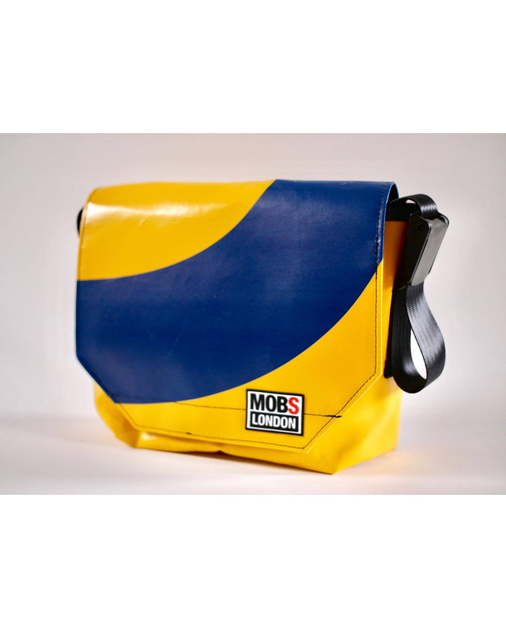 Tarpaulin Messenger Bag