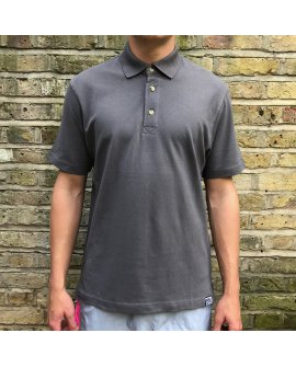 Slate Grey Polo Shirt